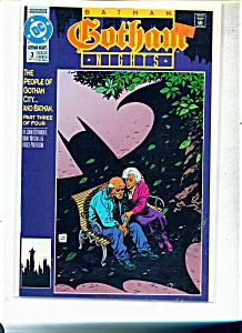 Batman Gotham Nights  comic -  # 3  -  May 1992 (Image1)
