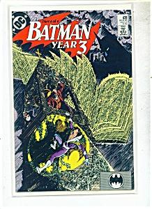 Batman year 3 -  # 439   1989 (Image1)
