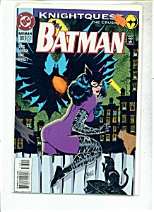 Batman comics -  #503  - January 1994 (Image1)
