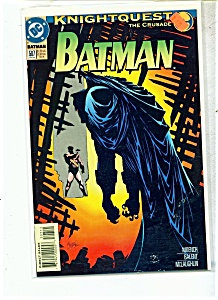 Batman comic -  # 507 -  May 1994 (Image1)