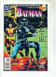Batman comic -  # 509  July 1994 (Image1)