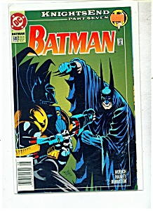 Batman comic -  # 510  - August 1994 (Image1)