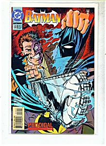 Batman comic -  # 513 -  December 1994 (Image1)