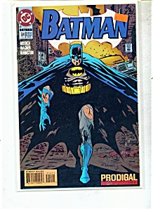 Batman comics - # 514 -  January 1995 (Image1)