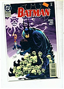 Batman comics -   # 518   March 95 (Image1)
