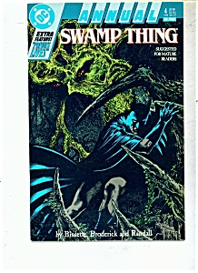 Swamp Thing Annual comic -   # 4   1988 (Image1)