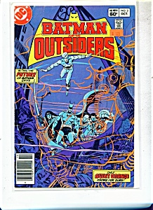 Batman And The Outsiders Comic - # 3 October 1983
