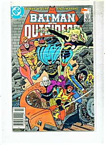 Batman and the Outsiders comic -  # 7 - Feb. 1984 (Image1)