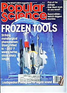 Popular Science Magazine - June 1987