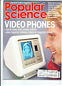 Popular Science magazine - March 1988 (Image1)