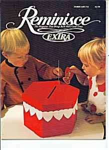 Reminisce Extra -  February 1993 (Image1)