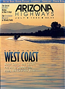 Arizona Highways -  July 1995 (Image1)