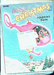 Merry Christmas coloring book - # 3415 (Image1)