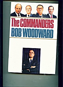 THE COMMANDERS  by Bob Woodward (Image1)
