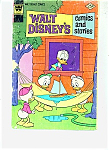 Walt Disney's Comics and stories -  Aug. 1976 (Image1)