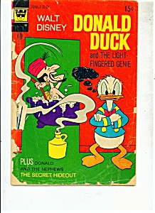 Donald Duck comic -  # 143  Copyright 1972 (Image1)