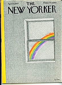The New Yorker Magazine - April 18, 1977