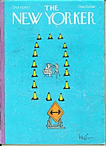 The New Yorker magazine- October 10, 1977 (Image1)