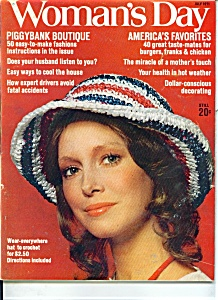 Woman's Day magazine -  July 1971 (Image1)