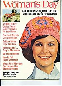 Woman's Day magazine -  August 1974 (Image1)