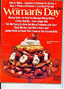 Woman's Day Magazine-  May 1975 (Image1)
