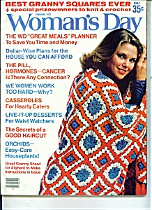 Woman's Day magazine -  February 1976 (Image1)