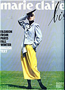 Marie Claire Bis magazine -(Yasmin LeBon)  -  86-87 (Image1)
