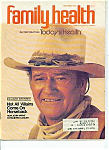 Family Health magazine -  sept. 1976 (Image1)