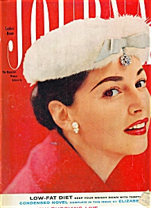 Ladies Home Journal magazine -  Feb. 1957 (Image1)