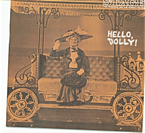 Fisher stage program - Hello Dolly -Carol Channing - 19 (Image1)