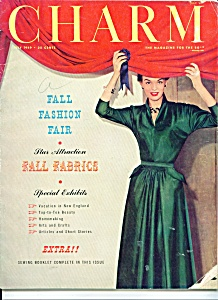 Charm Magazine -  July 1949 (Image1)