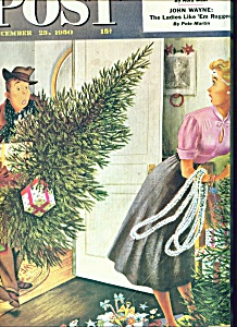 Saturday Evening Post magazine - Dec. 23, 1950 (Image1)