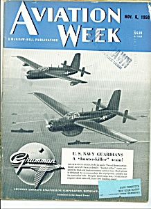 Aviation Week magazine   Nov. 6, 1950 (Image1)