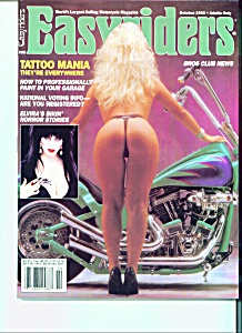 Easy Riders magazine-  October 1992 (Image1)