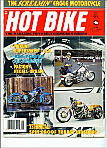 Hot Bike Magazine -  May 1989 (Image1)