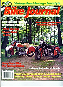 Bike Journal magazine  - May 1991 (Image1)