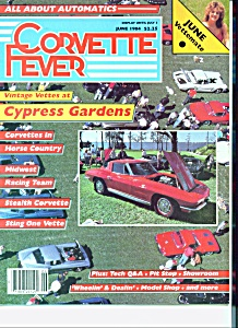 Corvette Fever magazine June 1984 (Image1)