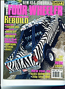 Four Wheeler magazine  August 1992 (Image1)