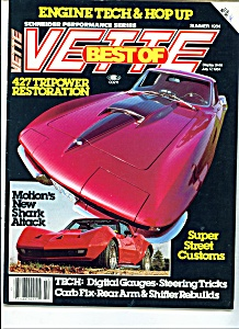 Best of Vette magazine -  Summer  1984 (Image1)
