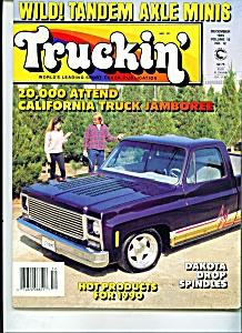 Truckin' Magazine -  December 1989 (Image1)