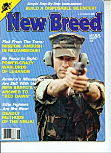 New Breed Magazine -  September 1985 (Image1)