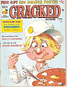 Cracked Magazine - December 1977
