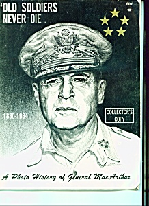 General Douglas MacArthur history -  Copyright 1964 (Image1)