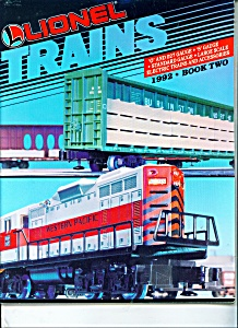 Lionel Trains Magazine- 1992 Book Two