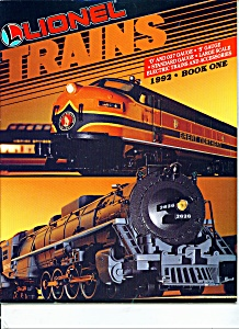 Lionel Trains magazine  Book one  1992 (Image1)