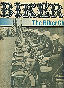 Biker Newspaper Magazine - October 6, 1976