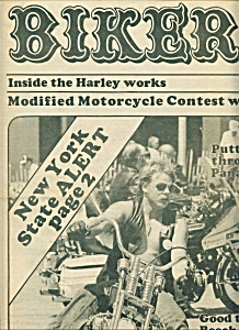 Bikers New Magazine - July 12, 1978