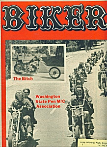 BIKER - Motorcycle newsmagazine -  June 29, 1977 (Image1)