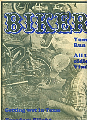 Biker - Motorcycle News Magazine - May 18, 19