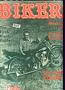 Biker - Motorcycle News Magazine - May 4, 1977